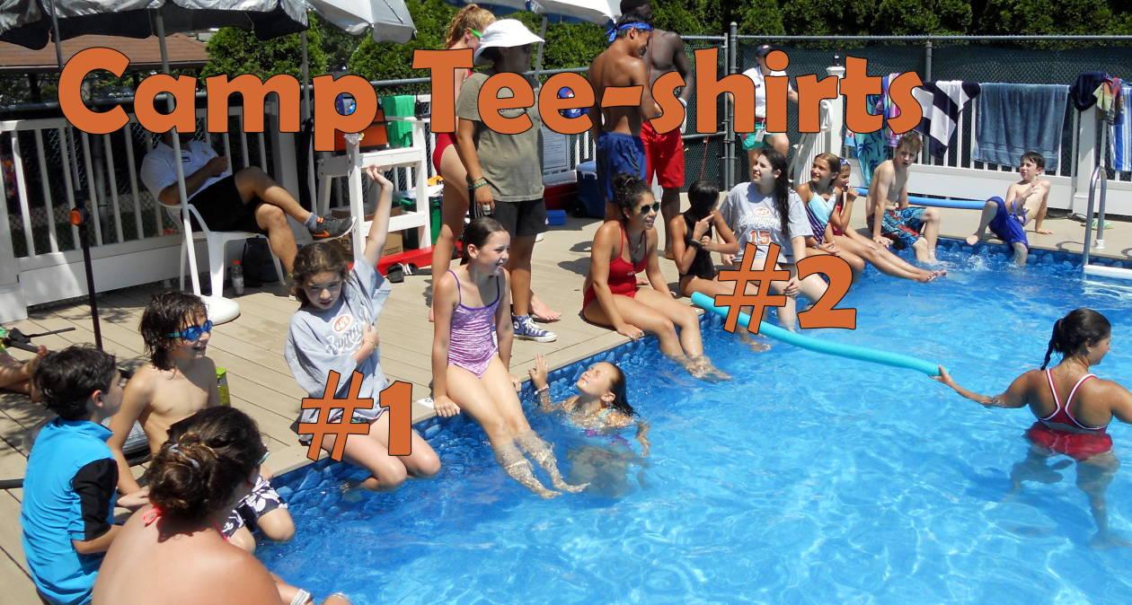 Senior Camp Aqua Olympic Games! - ESF Summer Camps