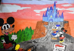 Day Camp Takes A Trip to Disney - ESF Summer Camps | Montgomery School