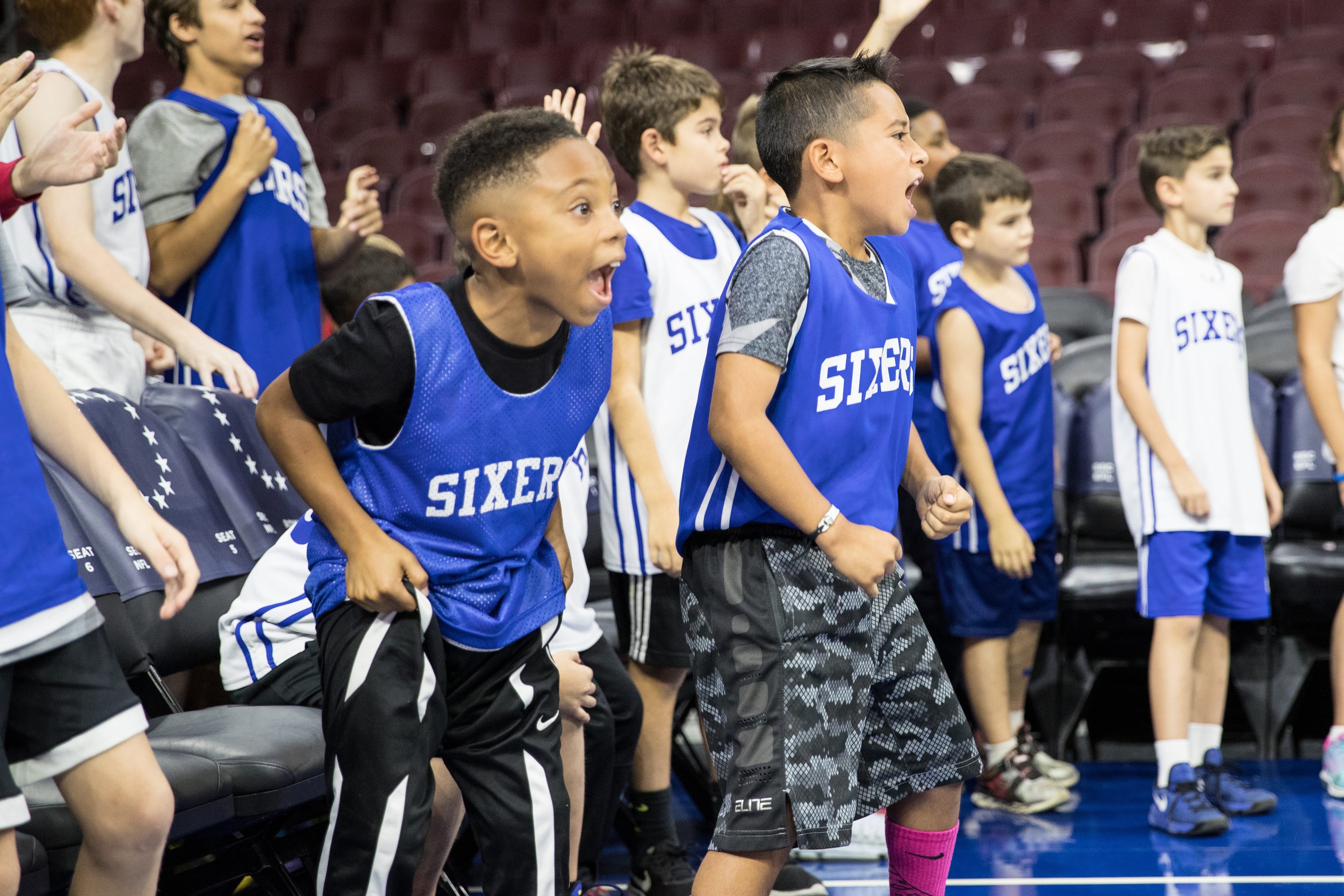a86caf0c3 ESF Camps and Philadelphia 76ers Announce Details For 76ers Basketball  Camps