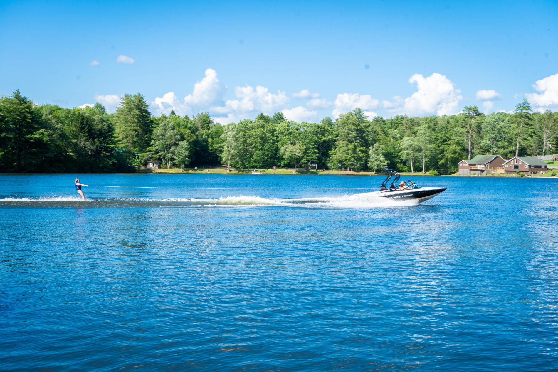 IHC Lake Fun!