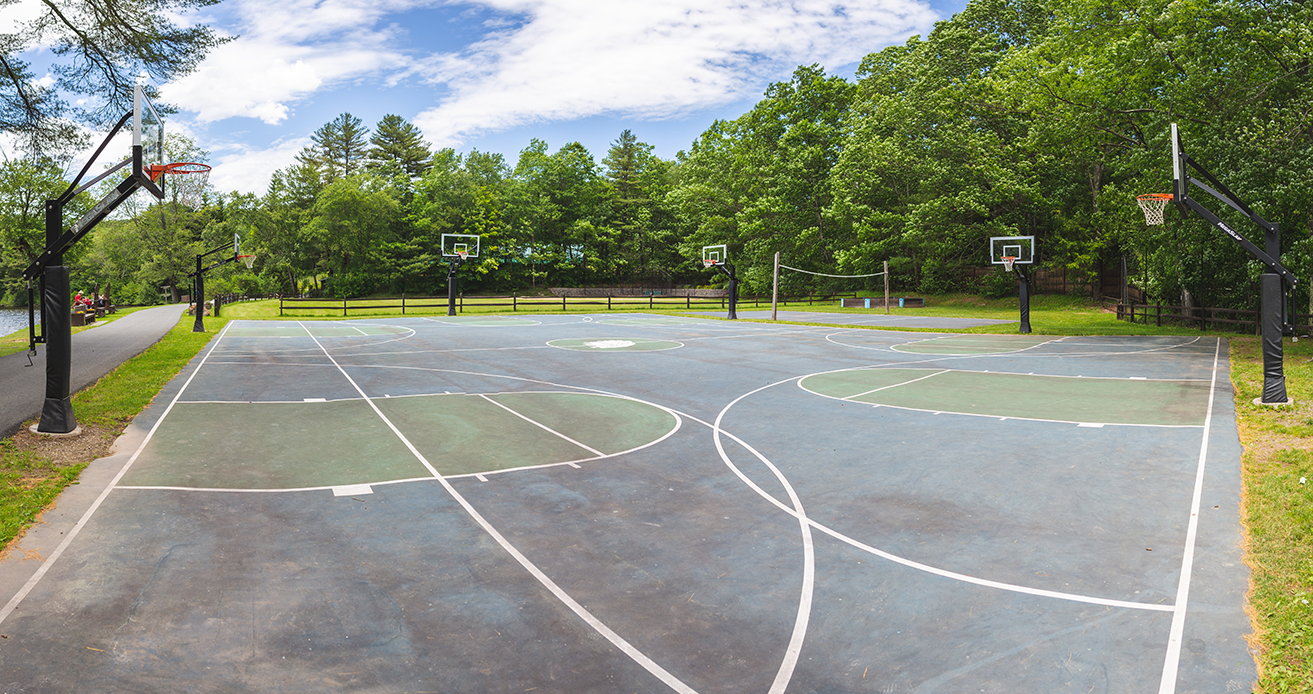 IHC Outdoor Courts